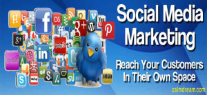 Social Media Marketing Definition feature